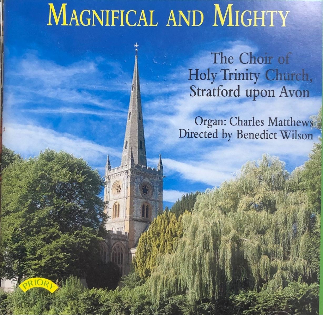Magnifical and Mighty - Holy Trinity Choir
